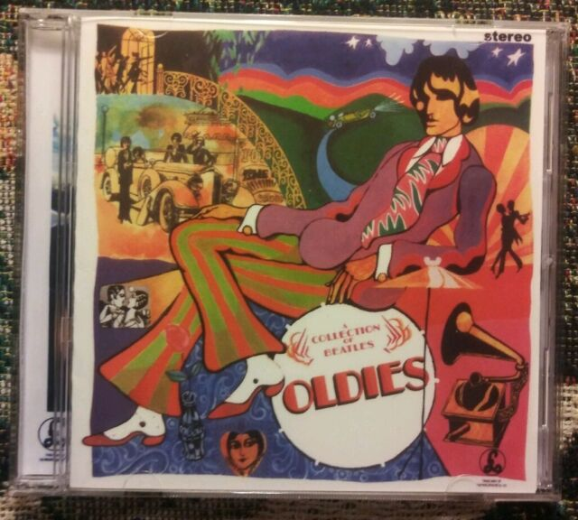 The Beatles , Collection of Oldies But...Goldies on CD!