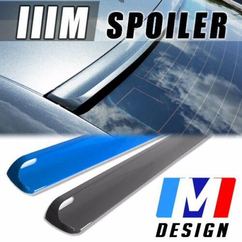 CARKING 15 PAINTED CADILLAC ATS COUPE 2D //////M DESIGN REAR ROOF SPOILER
