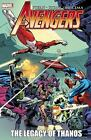 Avengers : The Legacy of Thanos (2014, Paperback)
