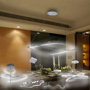 LED Pendelleuchte Deckenleuchte Hänge Lampe Designleuchte Küche ...