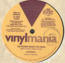 LA GIRLS - I'm Gonna Make You Mine - Vinylmania