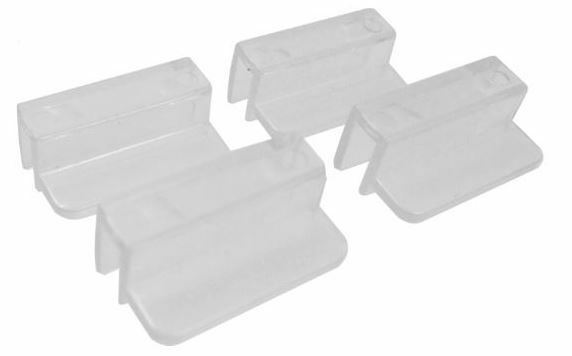 Universal Lid Clips For Rimless