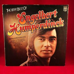 The-Very-Best-Of-Engelbert-Humperdinck-1976-UK-Vinyl-LP-EXCELLENT-CONDITION