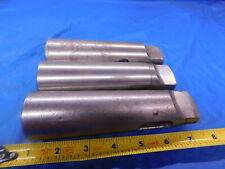 3 Pcs Mt3 Inside To Mt5 Outside Amp Mt2 To Mt5 Mt4 To Mt5 Morse Taper Adapters