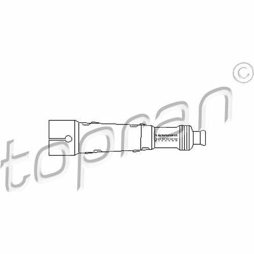 Topran Zündspule 104 033 für AUDI VW SEAT SKODA
