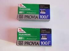 NIP Lot of 12 FujiChrome Provia 100F Professional RDPIII 120 Expired
