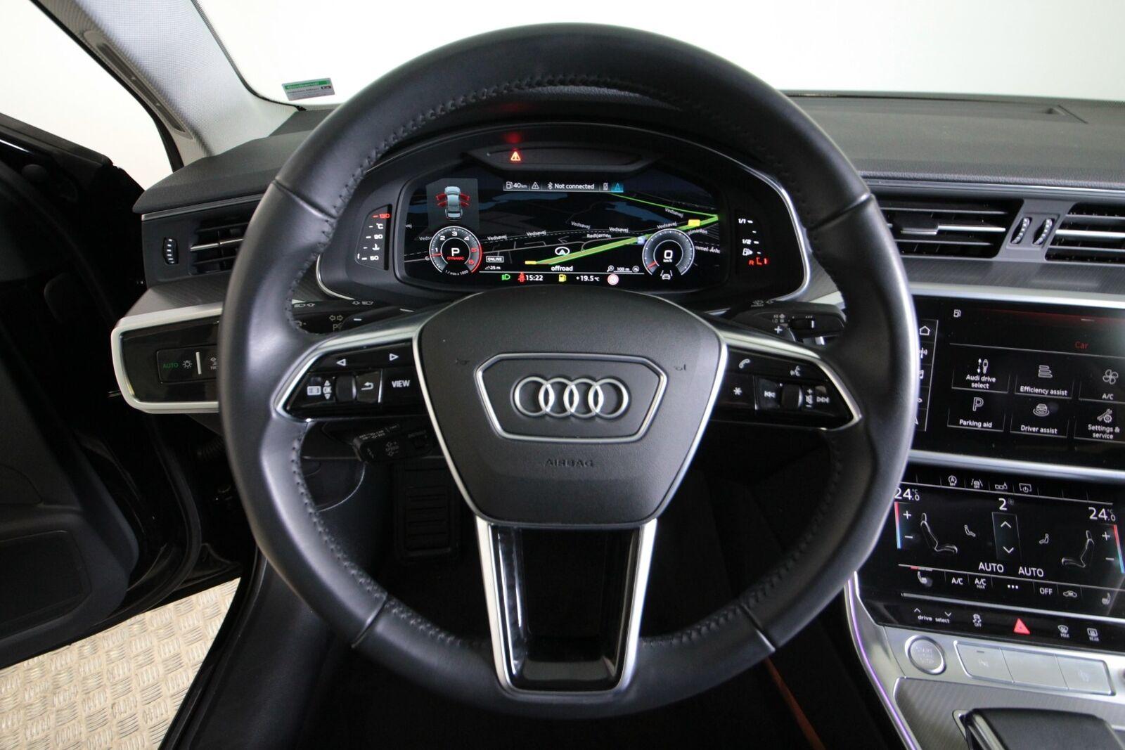 Audi A6 TDi Sport quattro Tiptr.