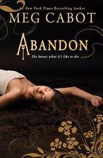 Abandon - Acceptable - Cabot, Meg - Paperback