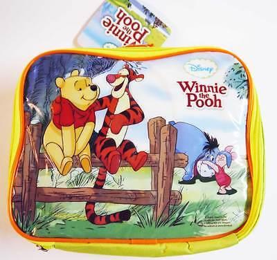 Disney,Winnie Pooh+Tigger Tasche;Trinkflasche,Transparent,Kunststoff,Mehrfarbig