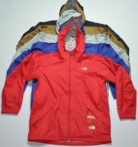 New! The North Face Men's Bakossi Jacket Full Front Zip