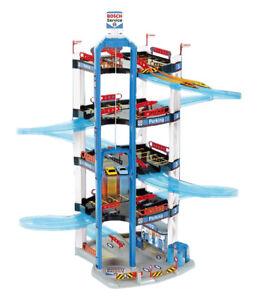 Theo Klein Bosch Car Service Parkhaus 5 Ebenen günstig kaufen Spielzeugautos & Zubehör