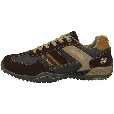 Dockers By Gerli 44bn001 Scarpe Uomo Sneaker Lacci 44bn001-777360-mostra Il Titolo Originale