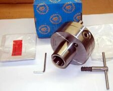 Bison Bial 5 Universal 5c Forged Steel Collet Chuck Withd1 4 Mounting