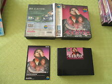 >> MAHJONG KYO RETSUDEN ADK SNK NEO GEO AES CART JAPAN IMPORT COMPLETE IN BOX <<