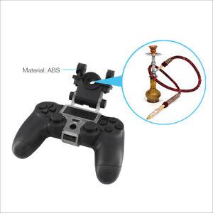 PS4-Controller-Shisha-Schlauchhalterung-180-Grad-Hookah-Holder-GAME-amp-SMOKE
