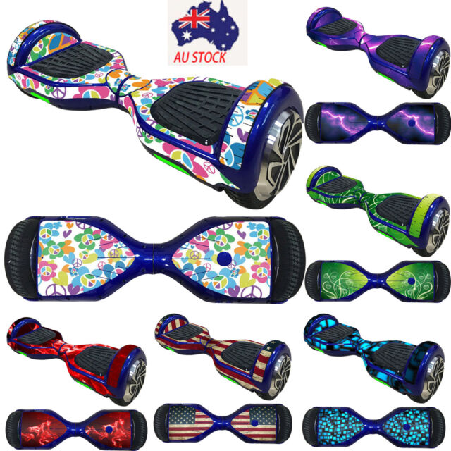 Protective Skin Decal Sticker For 6.5/'/' Self Balancing Scooter Hoverboard Hot
