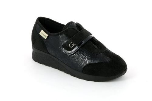Pantofola Comfort Grunland Da Paru Sc2920 Nero Donna FTd1wq6