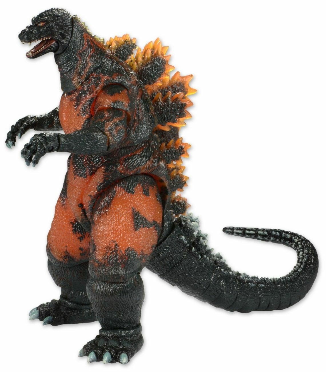 NECA Godzilla Vs Destroyah Burning Godzilla Action Figure NEW