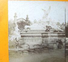 FONTAINE LUMINEUSE COUTAN 1889 EXPO UNIVERSELLE LOT de 3
