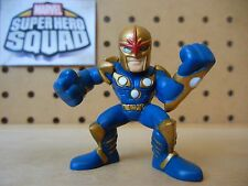 Hasbro Marvel Super Hero Squad NOVA from Wave 15 in Guardians of the Galaxy 2