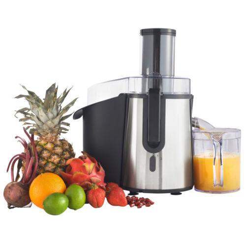 990 W centrifugeuse fruits légumes Centrifugeuse Extracteur de jus smoothie maker avec carafe