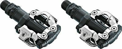 Shimano PD-M520 Pedale Clickpedale incl.Cleats SM-SH51 schwarz, weiß oder Silber