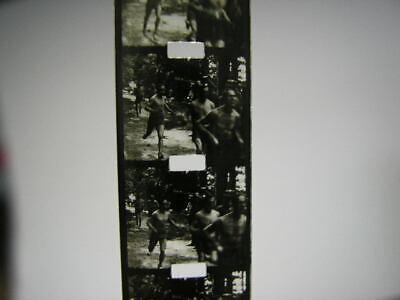 9,5mm Pathe Privat Film Wehrmacht Sport Marsch 1930/40er Jahre Filmamateur Rar!!