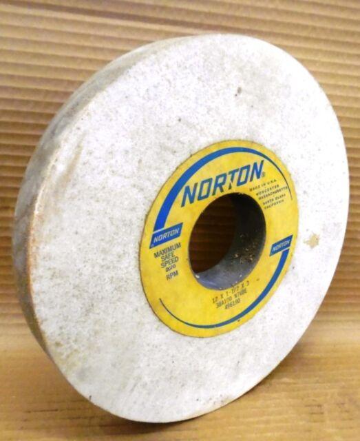 #63563 32A46-J8VBE 7 x 1-1//2 x 1 Norton Grinding Wheel 981803 3275 RPM Qty 1