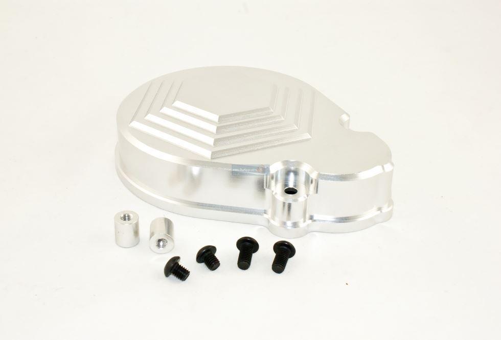 GR035 Alloy Gear Cover Fits HPI Baja King Motor RCModelz