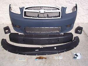 Details about 06 07 08 09 10 11 12 CHEVROLET HHR SS SUPER SPORT FRONT  BUMPER CONVERSION NEW GM