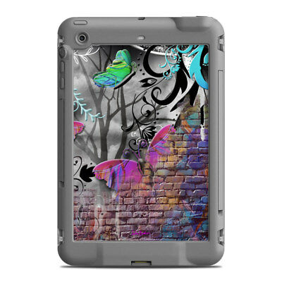 Butterfly Wall Sticker Decal Skin for LifeProof Nuud iPad Mini Case