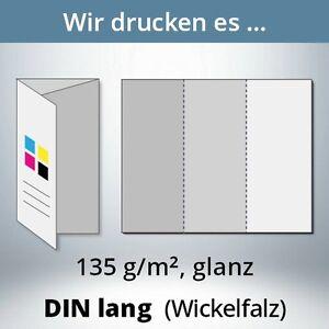 Flyer-drucken-Folder-DIN-lang-6-seitig-Wickelfalz-135g-glanz-farbig-TOP
