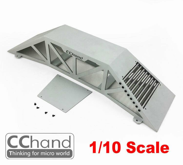 Cc Mano Metal Offroad obstáculo para vehículo oruga 1 10 (L)