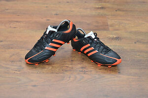 low priced ecc5f 5ad54 Image is loading Adidas-AdiPure-11Pro-FG-Football-Boots-Size-7-