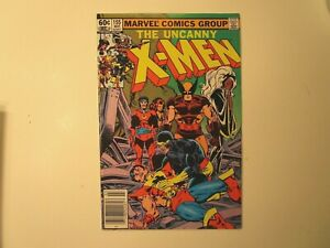 1982-UNCANNY-X-MEN-155-IN-VERY-FINE-CONDITION-1ST-BROOD-amp-STARJAMMERS