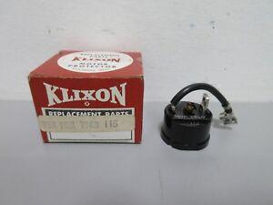 New Klixon MRA7960-115 Motor Protector