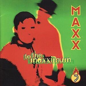 Maxx-To-the-maxximum-1994-CD