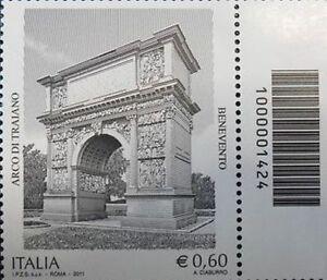 1424-CODICE-A-BARRE-LATO-DESTRO-Arco-Traiano-0-60-anno-2011