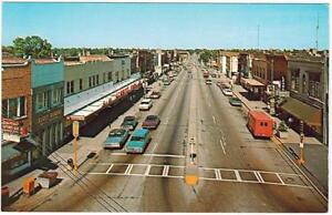 Belvidere-Illinois-circa-1970s-1960s-cars-State-Street-routes-5-amp-20