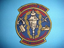 VIETNAM WAR PATCH US NAVAL SUPPORT ACTIVITY NSA SAIGON ANNAPOLIS BOQ