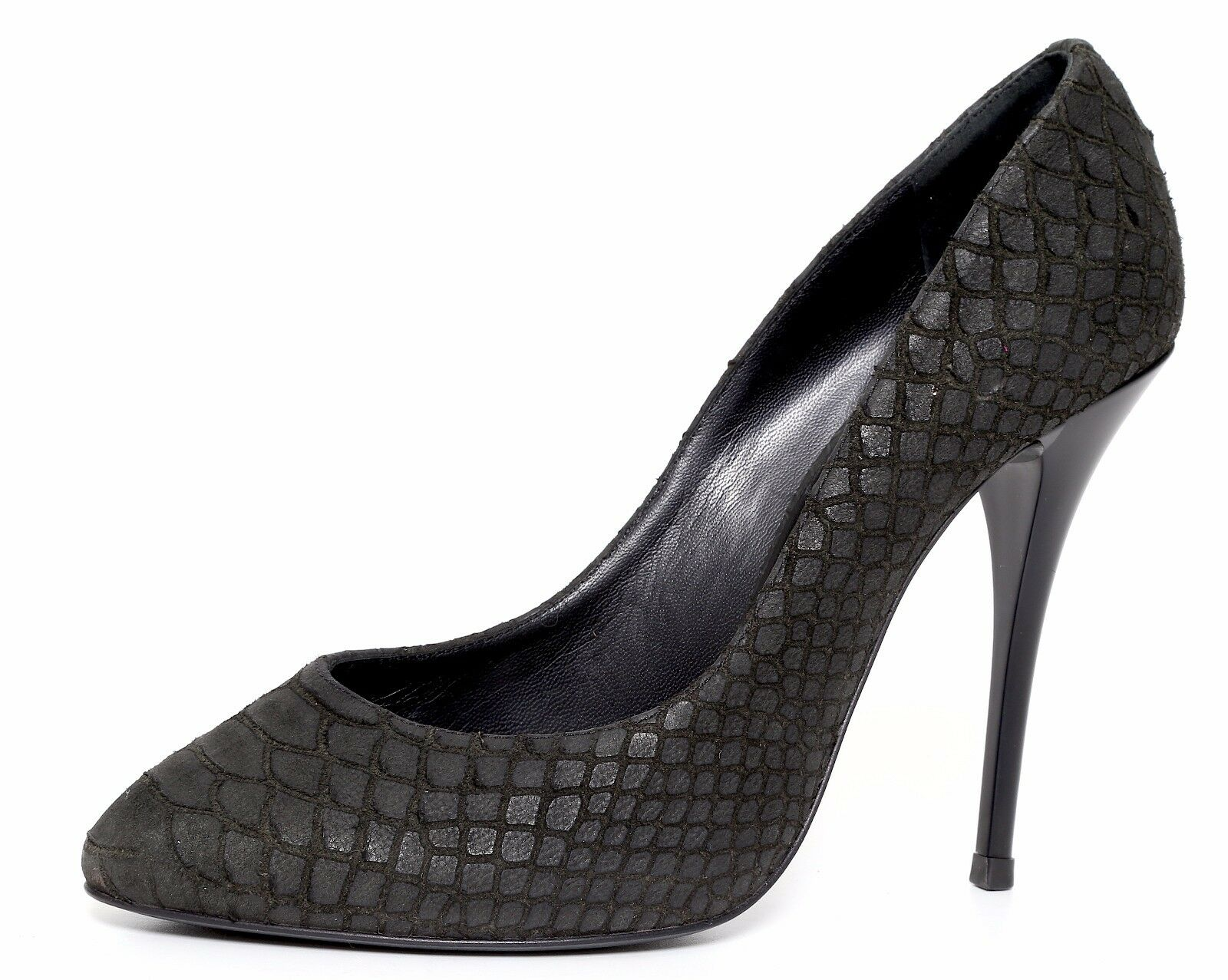 Giuseppe Zanotti Design Bomba De Mujer Negro Tamaño 38.5 EUR EUR EUR 4198  tienda de venta