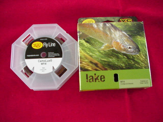 Rio Fly Line AquaLux II Intermediate WF3I GREAT NEW