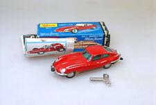JAGUAR E MICRO RACER VON SCHUCO  - ROT, 1960 ER JAHRE -*****