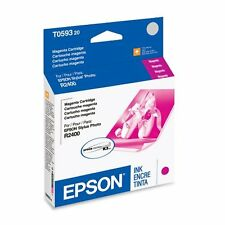 Genuine Epson 59 T059 Ink Cartridge 9 Pack for Stylus Photo R2400