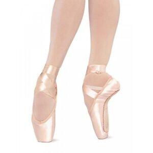 Bloch 131 Serenade Pink Pointe Shoes