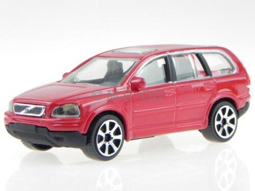 Volvo XC90 XC 90 rot Modellauto Bburago 1:43