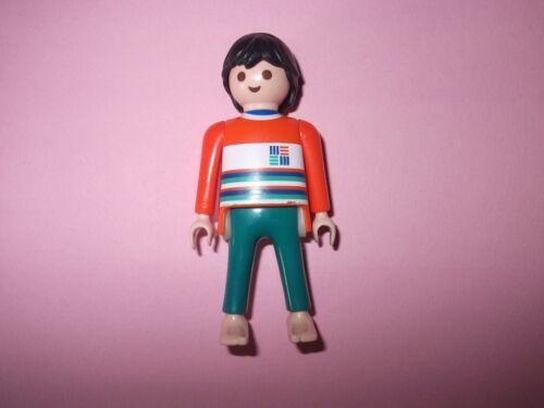 Playmobil ® Figur im Schlafanzug für Krankenhaus Klinik Krankenwagen Puppenhaus