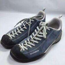 SCARPA Mojito Suede Low Hiking Shoe with Vibram Sole - Men's 10.5 (EU 44)