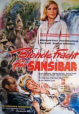 HILDEGARD KNEF + BLONDE FRACHT FÜR SANSIBAR + MARIA ROHM + VIVI BACH +