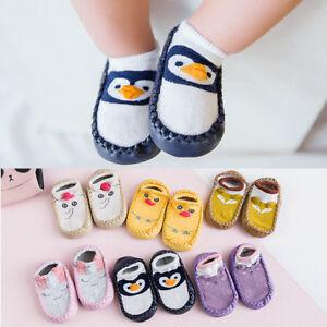 Newborn-Baby-Boy-Girl-Winter-Warm-Slipper-Anti-slip-Slipper-Floor-Shoes-Socks